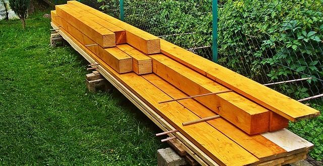 בנייה קלה מעץ