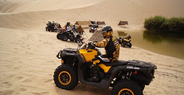 ATV tours for groups