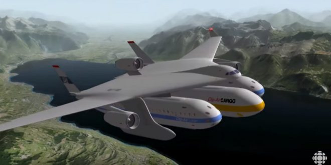 מטוס הCLIP AIR של חברת EPFL